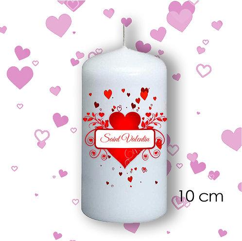 Bougie de Saint Valentin  - 101