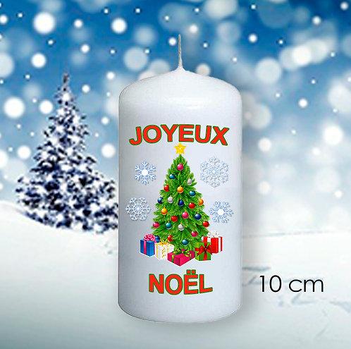 Bougie de Noël  - 202