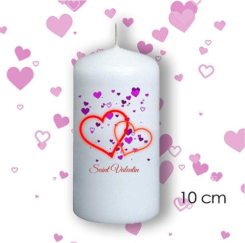 Bougie de Saint Valentin  - 102