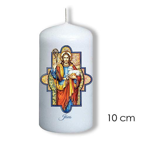 Bougie de dévotion - Jésus -  202