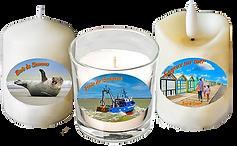 bougies tourisme des regions de france