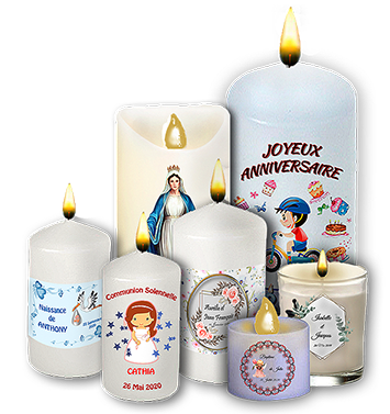 bougies personnalisees-mariage-cadeau-offrir