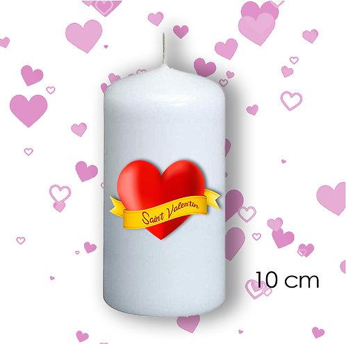 Bougie de Saint Valentin  - 108