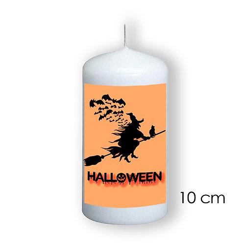 Bougie d' Halloween  - 606