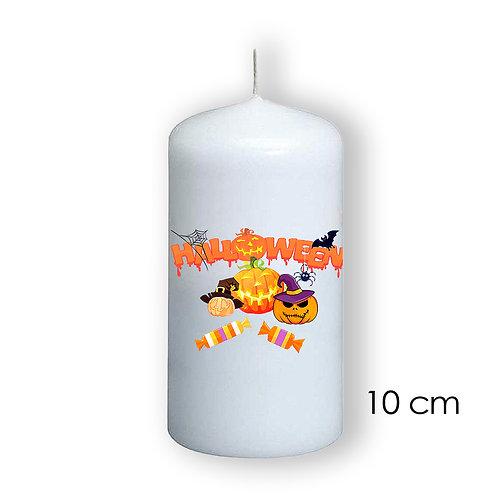 Bougie d' Halloween  - 707