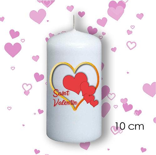 Bougie de Saint Valentin  - 103