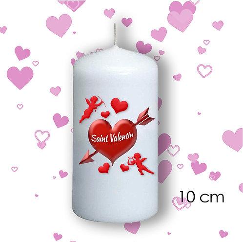 Bougie de Saint Valentin  - 110