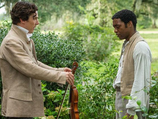 12 Years a Slave and a Renewed Sense of Purpose