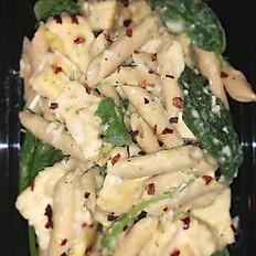 Chicken Alfredo w/Spinach & Parmesan