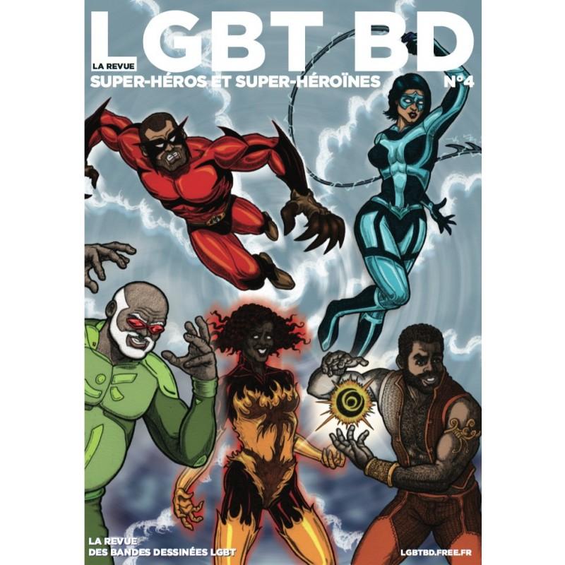 La Revue LGBT BD Numéro 4 (France)