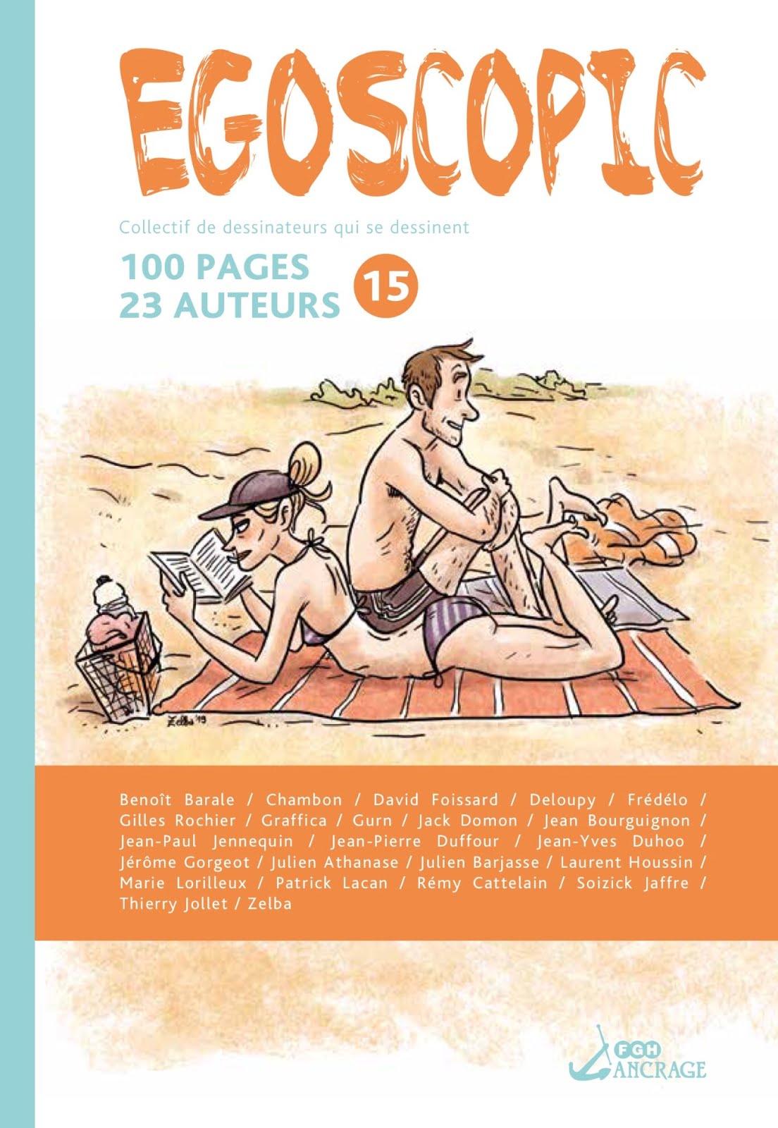 Egoscopic N°15 (France)