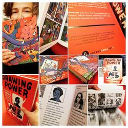 Eisner Award Best Anthology winner: Drawing Power: Women's Stories