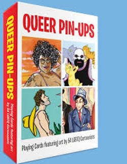 Queer Pin-Ups Card deck (USA)