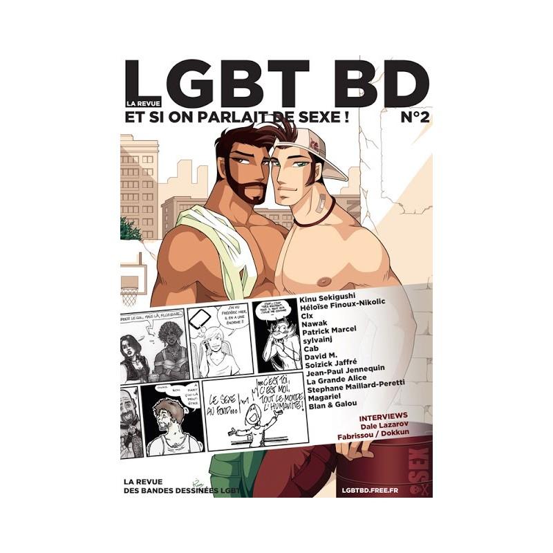 La Revue LGBT BD Numéro 2 (France)