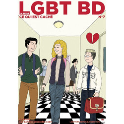 La Revue LGBT BD Numéro 7 (France)