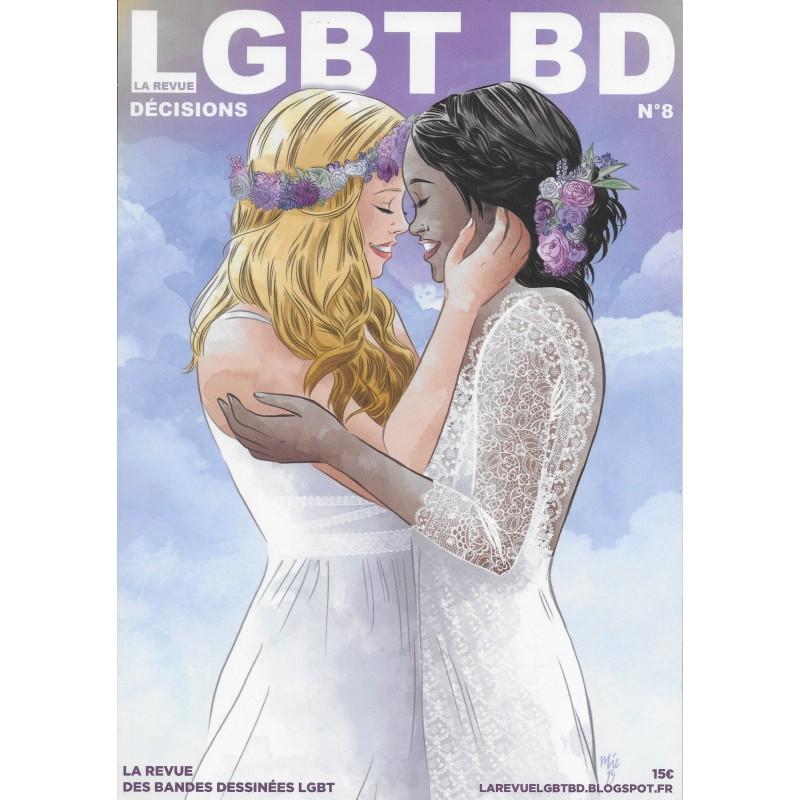 La Revue LGBT BD Numéro 8 (France)