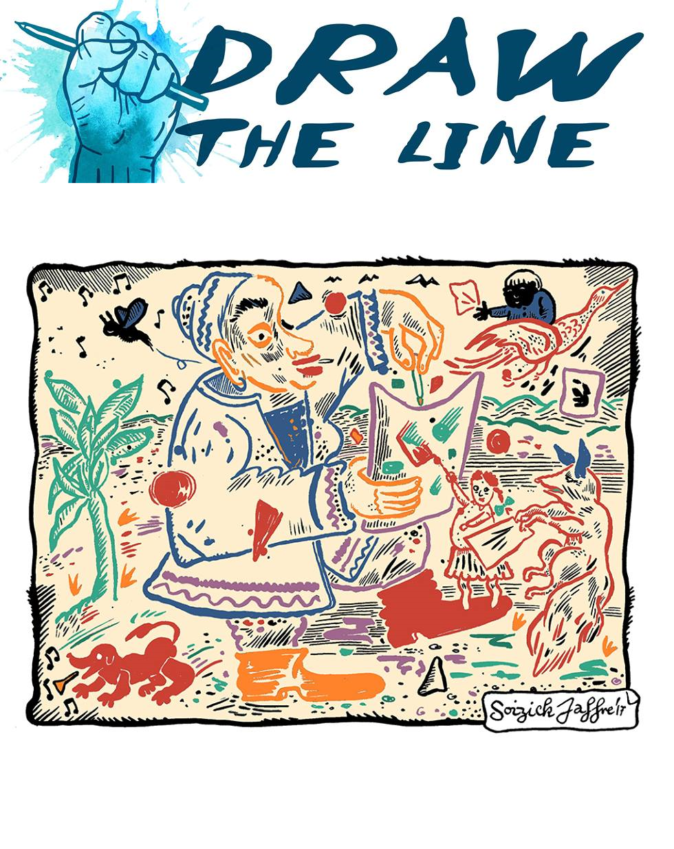 Draw the line (International)