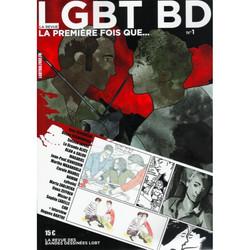 La Revue LGBT BD Numéro 1 (France)