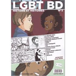 La Revue LGBT BD Numéro 3 (France)