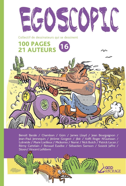 Egoscopic N°16 (France)
