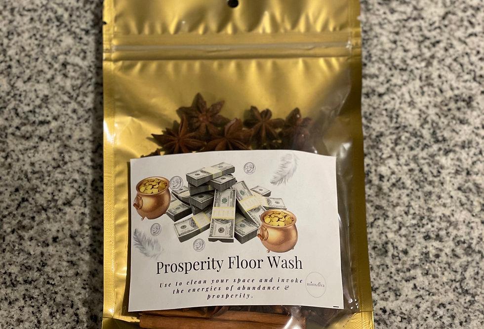 Prosperity Floor Wash