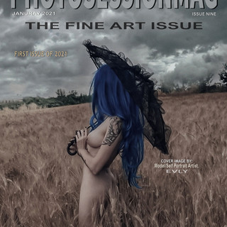 COVER, ISSUE 9