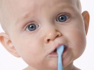 Prevenção de cárie – bebês e crianças