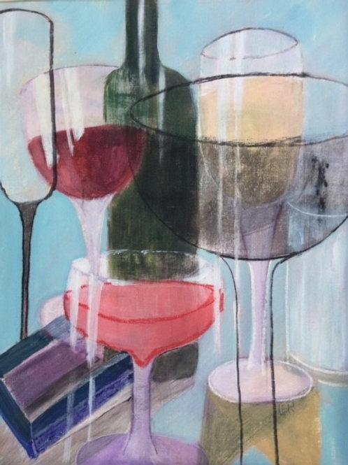 LRO 006 Bottled by Linda Roser