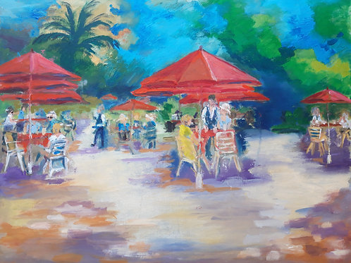 JOH 001 Sangria Por Favor by Joyce Howat