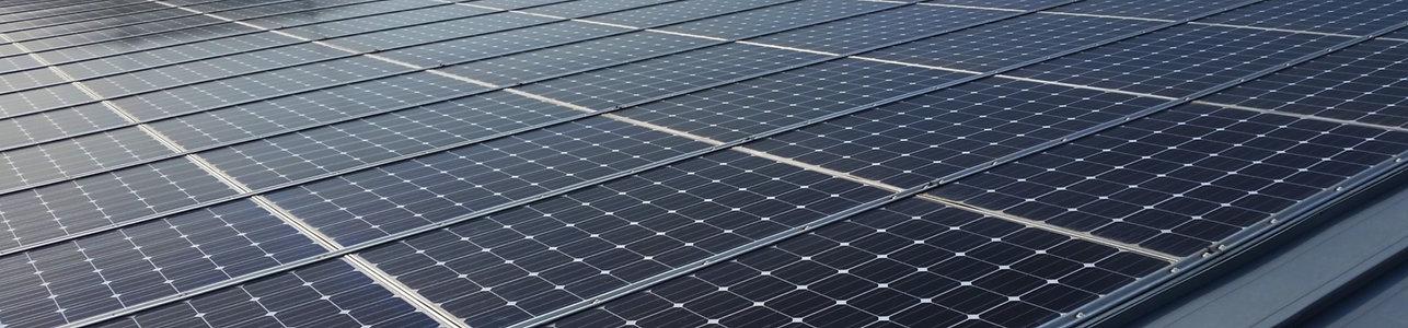 Paneles solares para industria