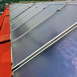 Sistema para calentamiento solar