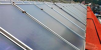 Calentadores solares para negocio