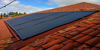 Calentadores solares para alberca