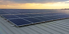 Sistema fotovoltaico en techo