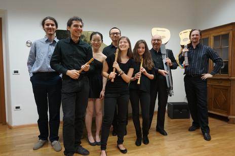 Foto Ensemble Musica Antica del Montever