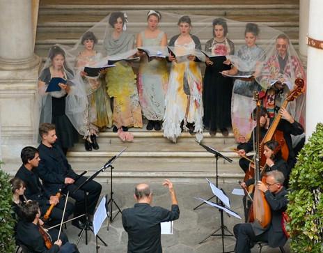 Ensemble Dip. Musica Antica Conservatori