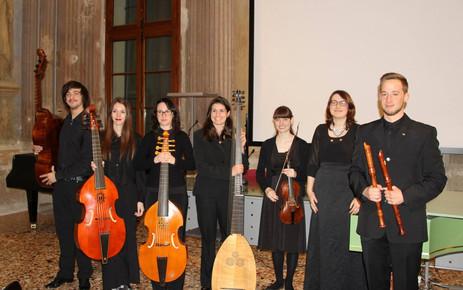 Foto Ensemble Dip Musica Antica 1 - Prim