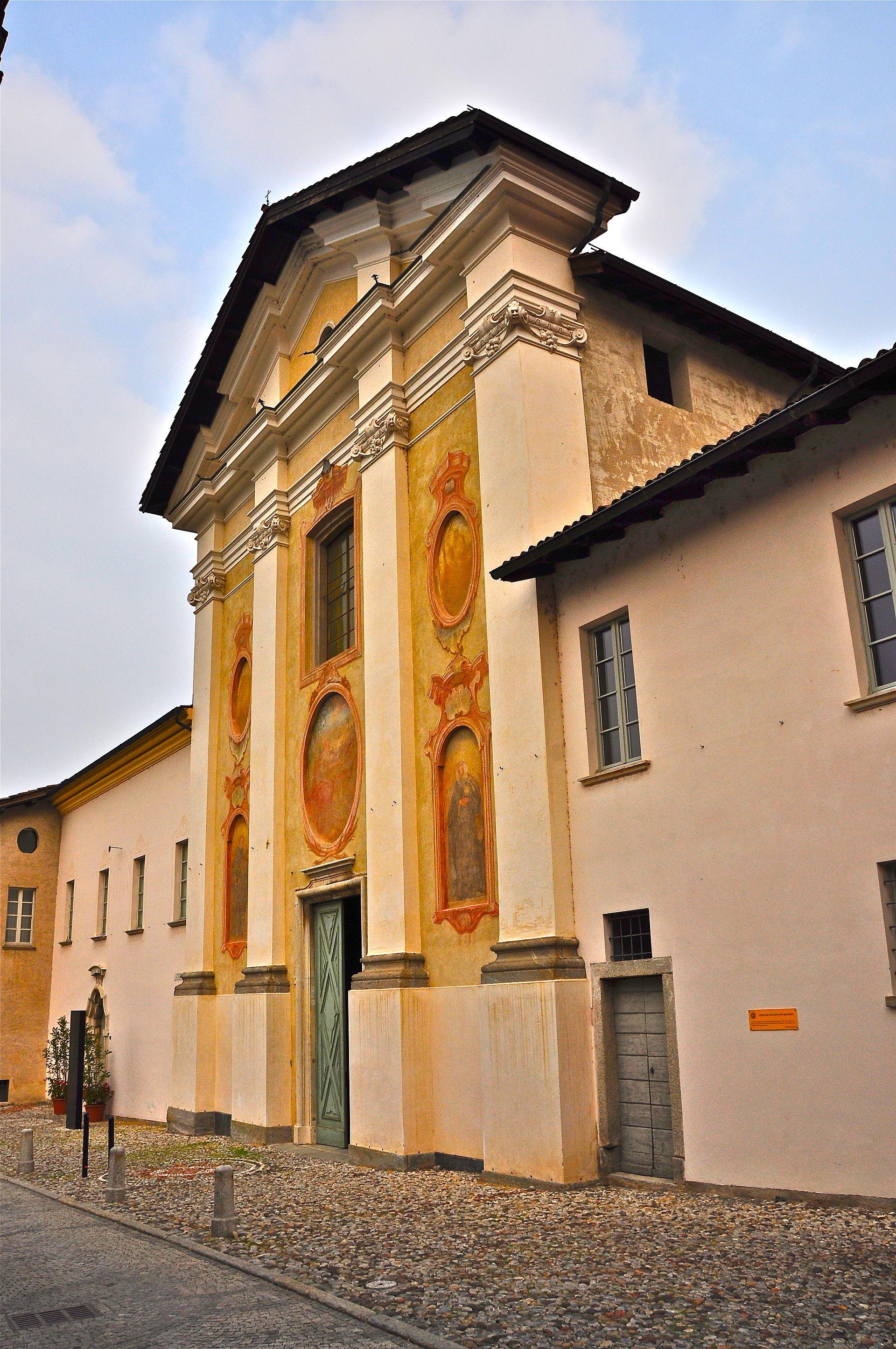 Mendrisio, S. Giovanni
