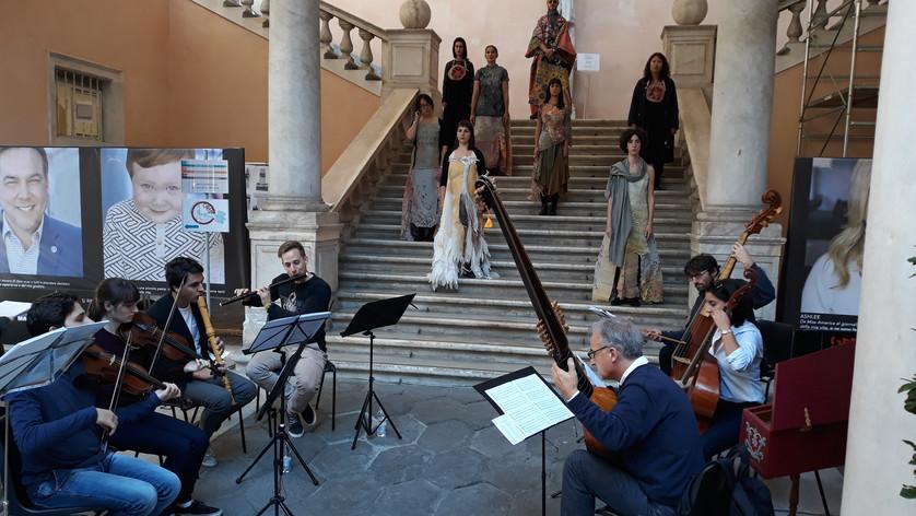 Ensemble vocale e strumentale Dip. di Musica Antica Conservatorio di Vicenza