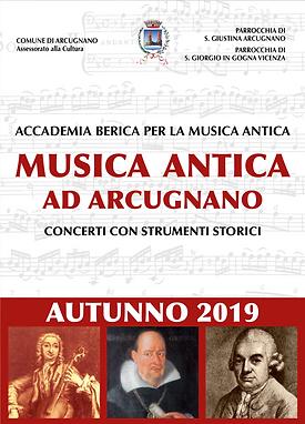 2019 Autunno
