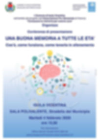 Conferenza Isola Vicentina_Pro Senectute