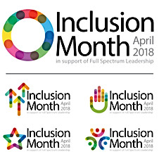 Inclusion Month Logo