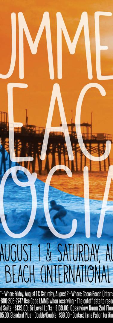Summer Beach Social