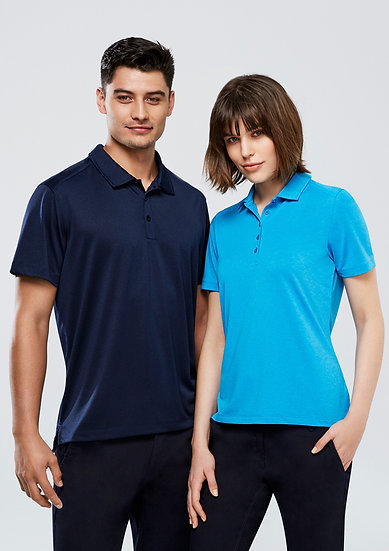Ladies Aero Polo with Embroidered Logo Left Chest