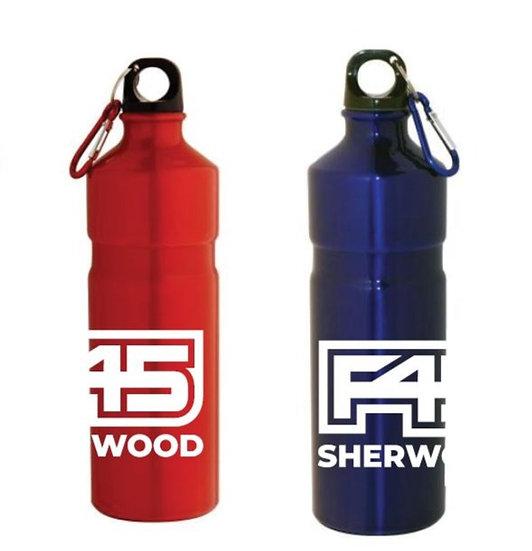 F45 Aluminium 750ml Water Bottle