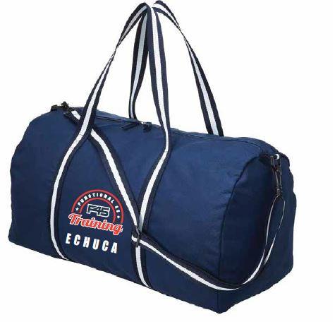F45 Canvas Duffle Bag