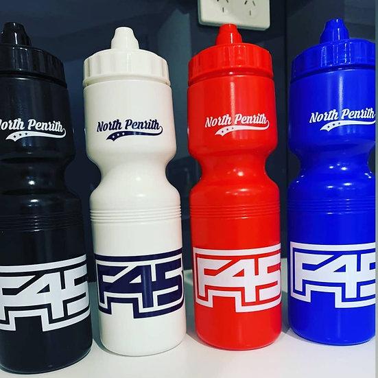 F45 Super-Shot 750ml Water Bottles