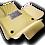 Thumbnail: ЭВА  автомобильный коврик (комплект)