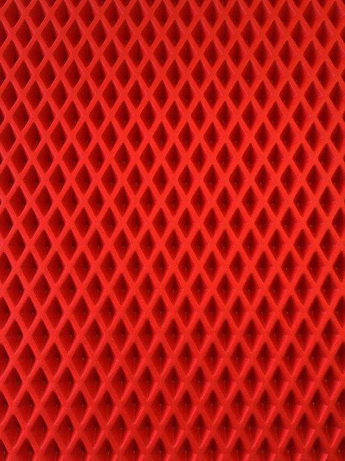 Eva лист красный  2,64 м2