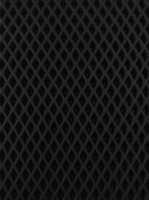 Эва лист чёрный 3.57 м2